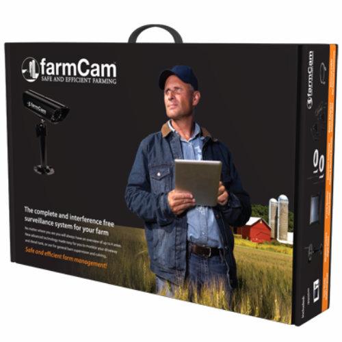 Caméra Sans Fil pour Ecuries VLC Europe