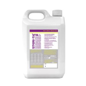 le désinfectant STERI-7 prêt à l'emploi - VLC Europe
