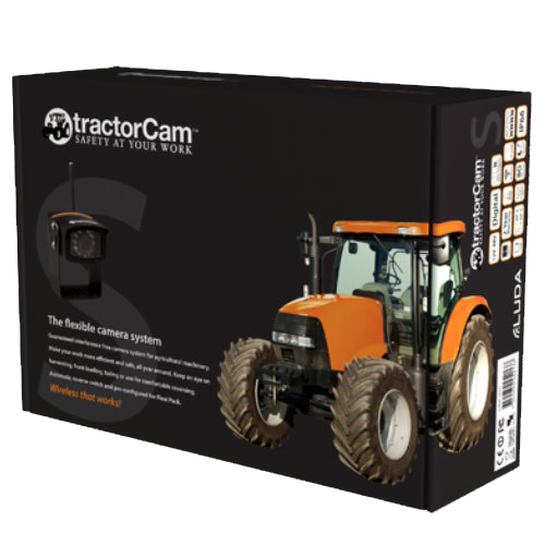 Tractor cam VLC Europe
