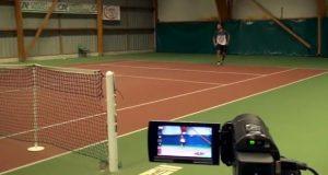 Robot Caméra Pixio tennis VLC Europe