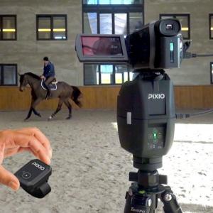 Robot Caméra Pixio - VLC Europe