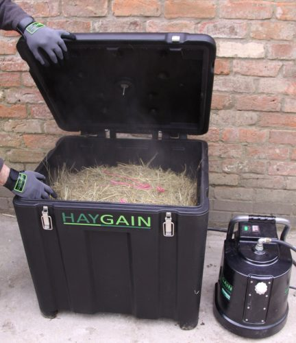 Le Purificateur de Foin Haygain HG-600