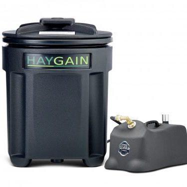 HAYGAIN HG-ONE Plus purificateur de foin et bouilloire - VLC Europe