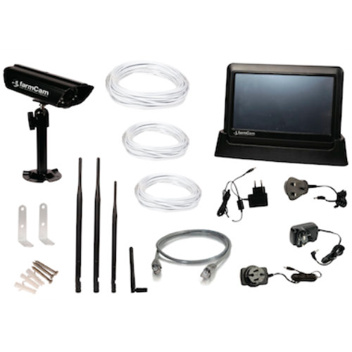 Caméra Sans Fil pour Ecuries - VLC Europe