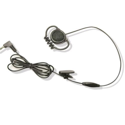 Oreillette pour systeme audio simutalk