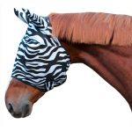 Masque Anti-Mouches Zebra