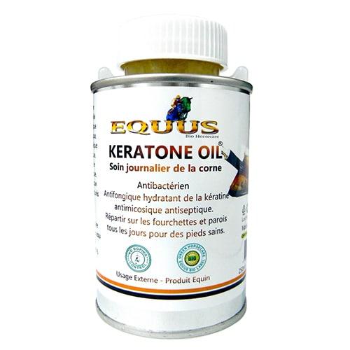 Keratone oil