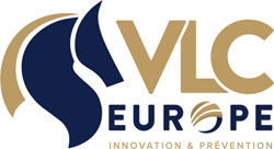 VLC Europe logo innovation & prevention