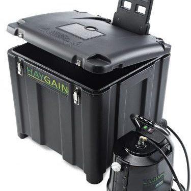 Purificateur de Foin HG 600 de Haygain VLC Europe