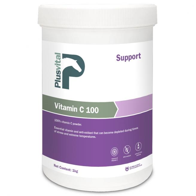 Plusvital Vitamine C 100 VLCEurope