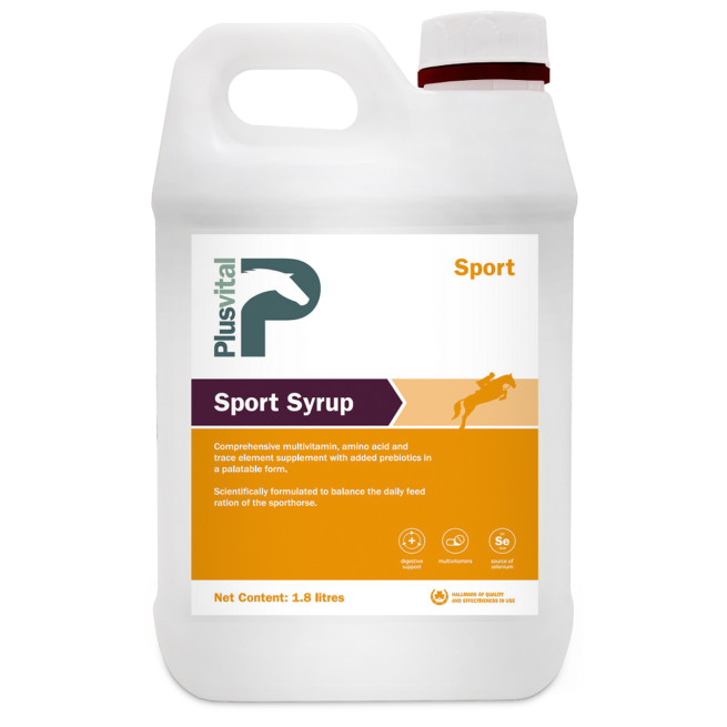 Plusvital Sport Syrup 1.8L VLC Europe