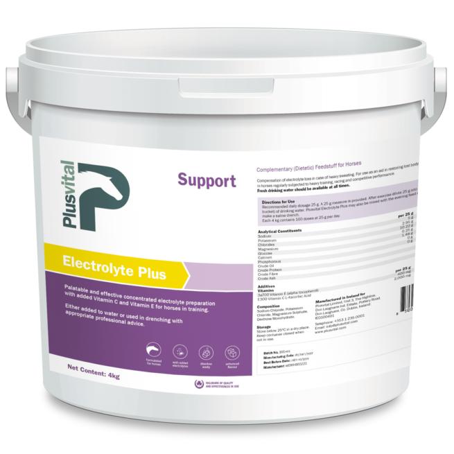 Plusvital Electrolyte-Plus 4Kg VLCEurope
