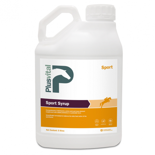Plusvital Sport Syrup 5L VLC Europe