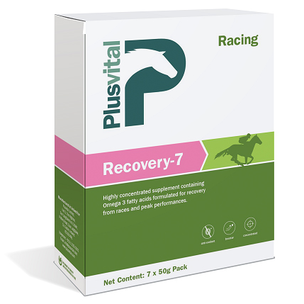 Plusvital Recovery-7 Boite de 7 sachets VLC Europe
