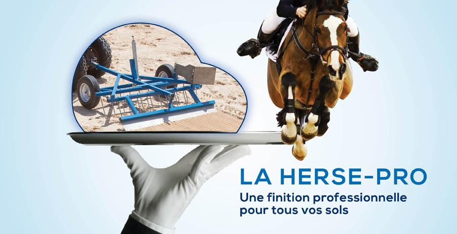 La Herse Pro VLC Europe