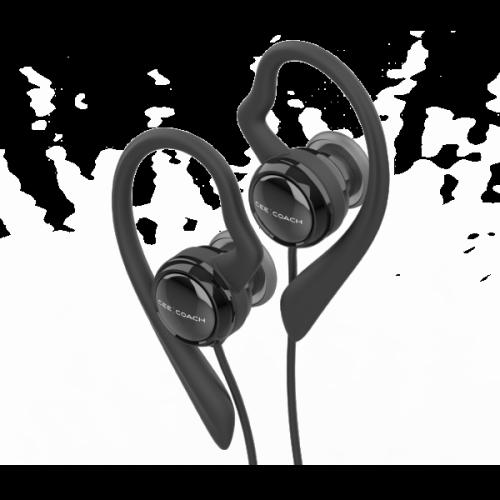 oreillettes stéréo à crochets pour système CeeCoach - VLCEurope