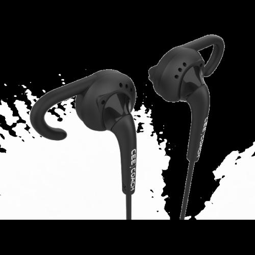 oreillettes standard stéréo pour Ceecoach VLC Europe