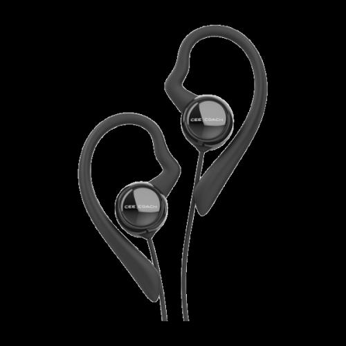 Oreillettes stéréo à crochets auriculaires pour CeeCoach - VLCEurope