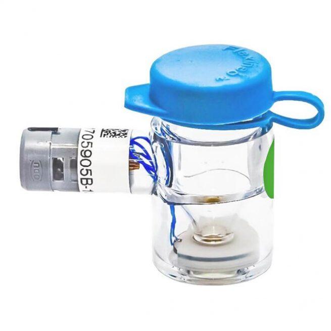Coupelle d'Inhalation verte Flexineb - VLC Europe